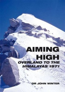 Book title: Aiming High - Overland to the Himalayas