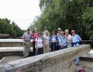 A great walk in July 2018 around Haigh Hall