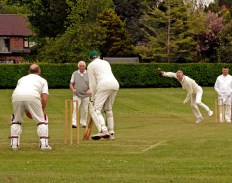 The U3A Cricket Team have 2 matches against the Ormskirk Occasionals in May. Supporters welcome.
