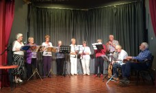 The Recorder Group in Full Flow