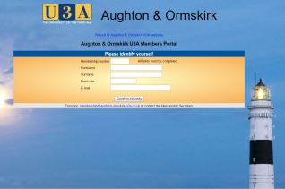 You can still renew your U3A Membership online as well as by the usual methods.