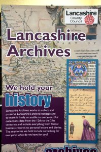 Lancashire Archives tells the story!