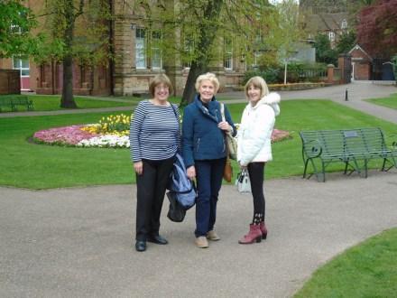 Museum Gardens, Lichfield