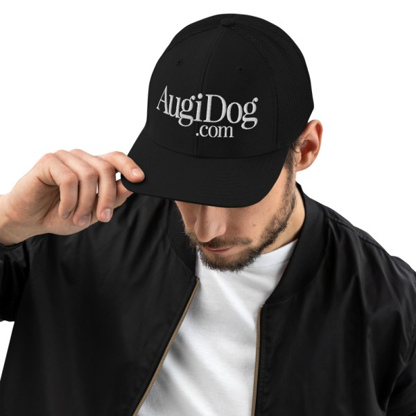 AugiDog Baseball Hat