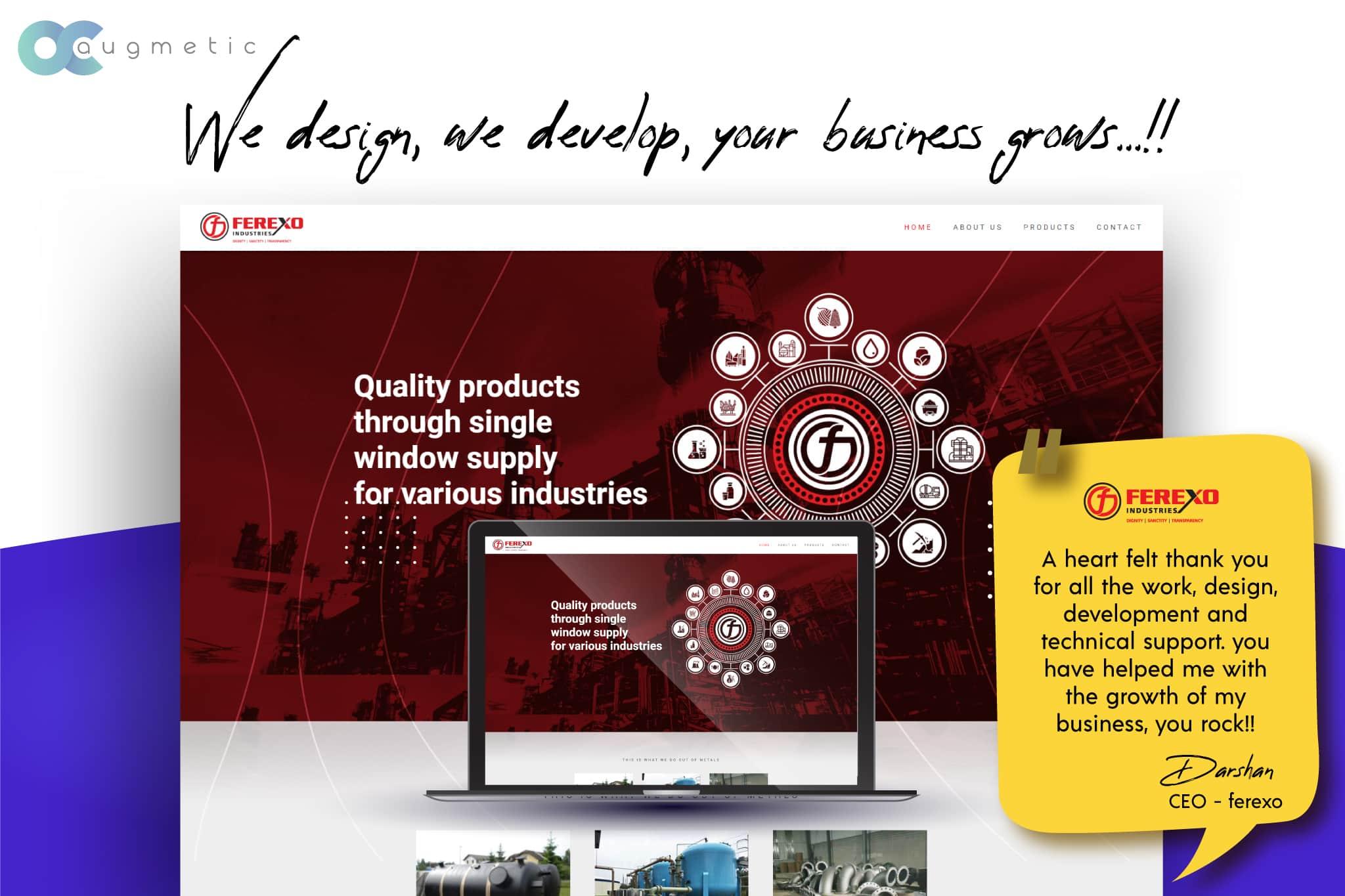 Best web development company | Best mobile app development company | augmetic
