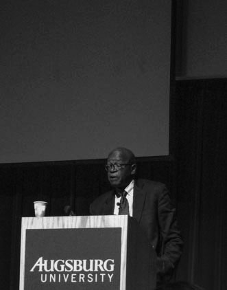 Yale sociologist Elijah Anderson speaks about 'the black side of town'