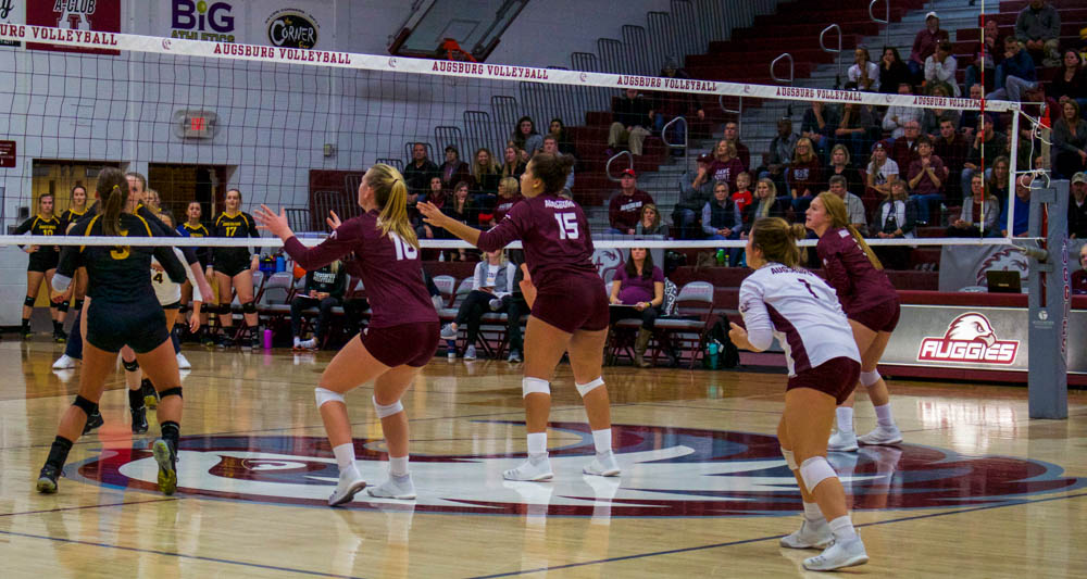 Auggie Volleyball concludes outstanding season