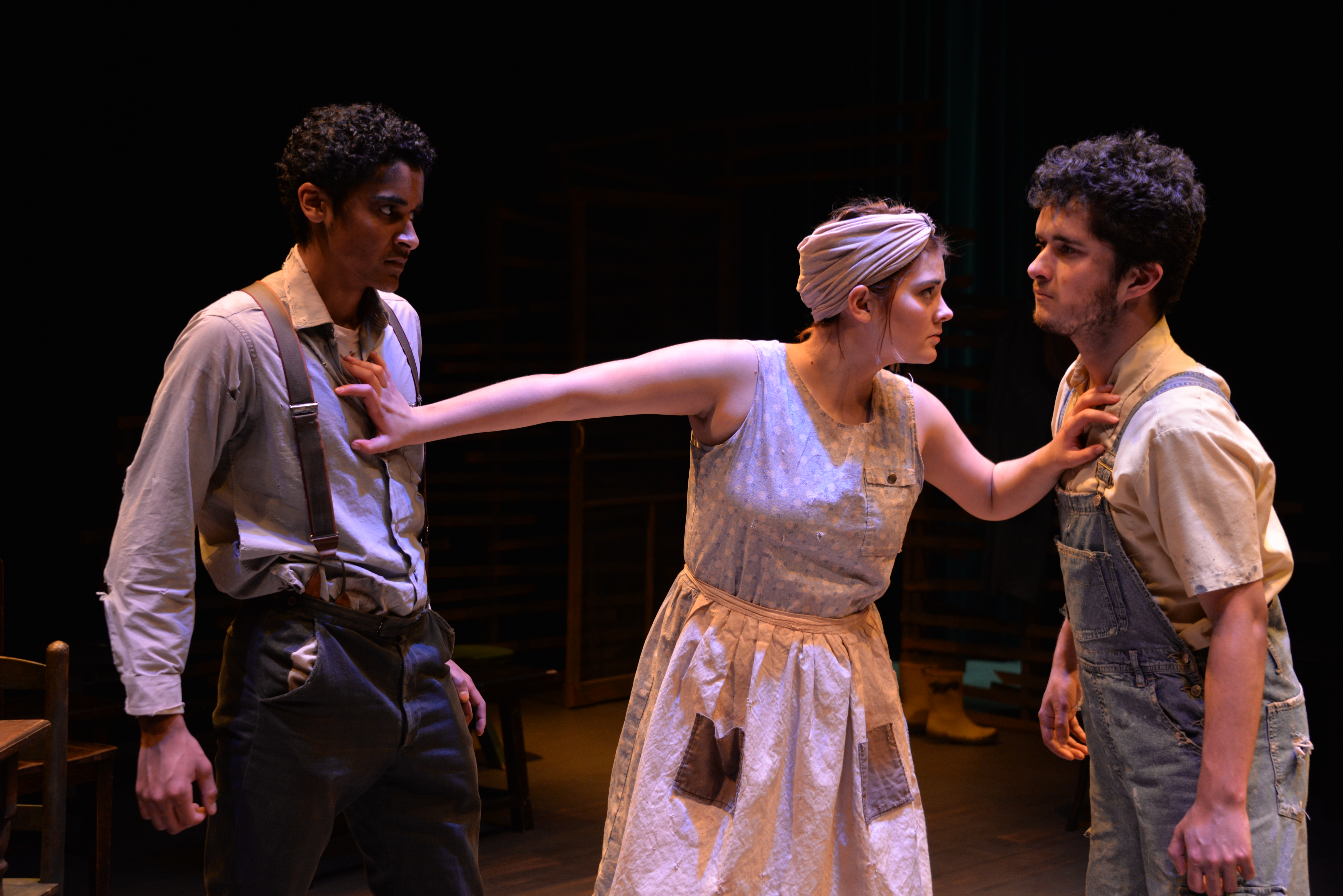 'Mud' highlights student work on and off stage