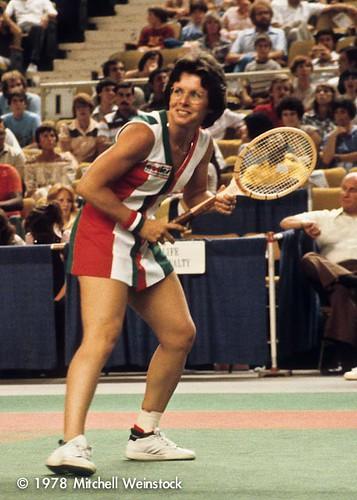 Women's History Month: Billie Jean King