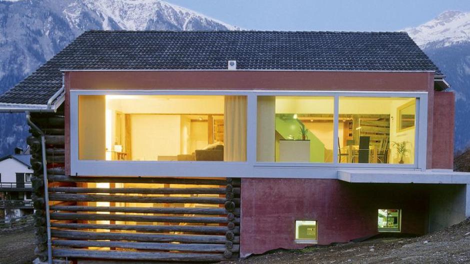 Bau: Loft statt Kuhstall: Umbau von alten Scheunen - Bauen & Wohnen