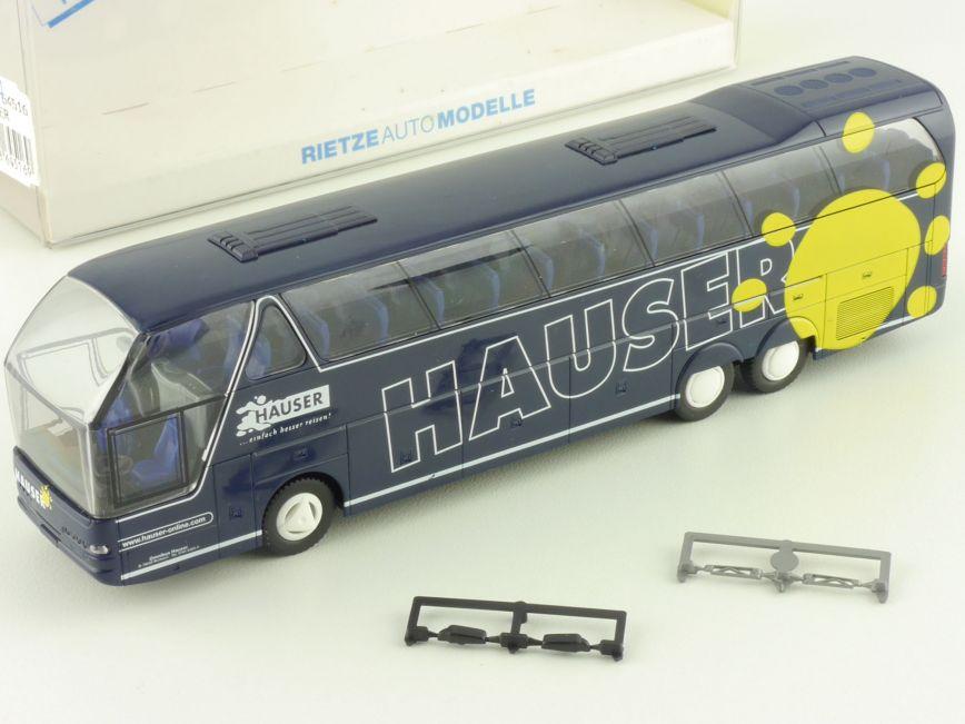 Rietze 64516 Neoplan Starliner Hauser Rottweil