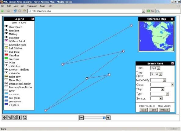 Maritime Traffic Monitoring