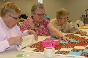 Quilting Apr 13