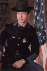 Trooper Johnny Bowman