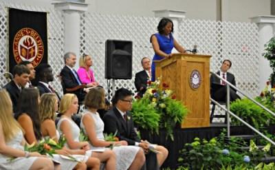 st annes graduation