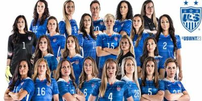 us women soccer
