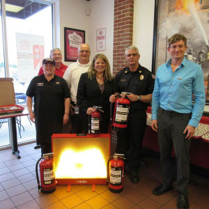 firehouse augusta county donation