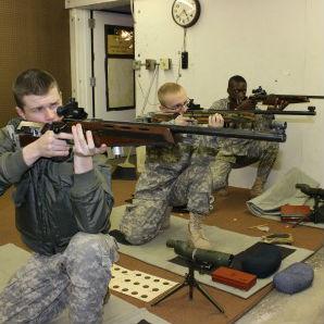 fishburne military school rifle team