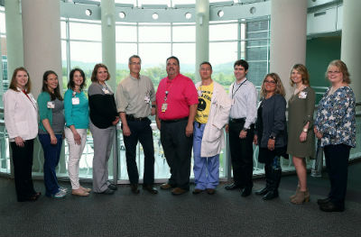 augusta health stroke team