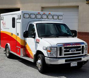 augusta health ambulance