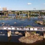 james river drop drone