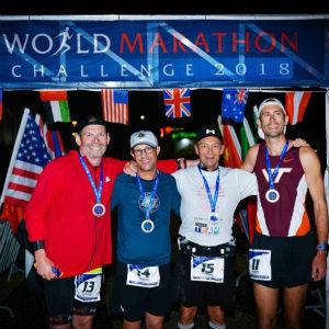 JP Caudill marathons