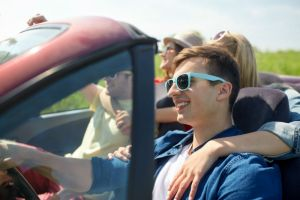 driving vacation travel