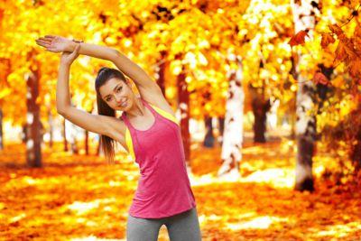 fitness fall