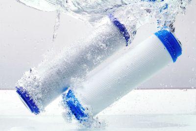 Purifying tap water
