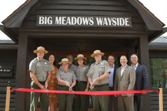 Big Meadows Wayside