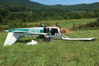 emergency aircraft landing