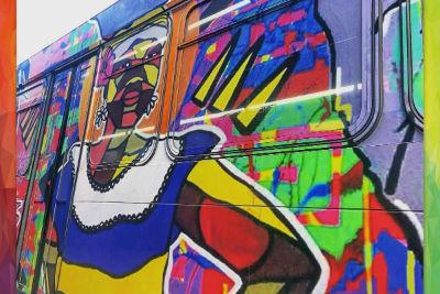 City Art Bus