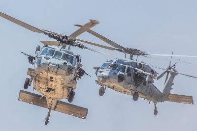 navy flyover
