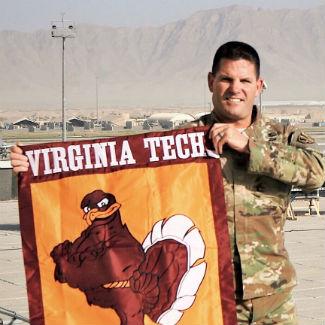 """U.S. Army Col. Barry """"Chip"""" Daniels"""