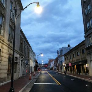East Market Street