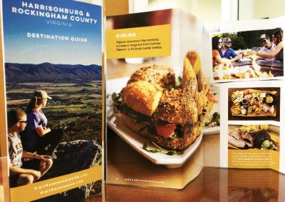2020 Harrisonburg & Rockingham County Destination Guide