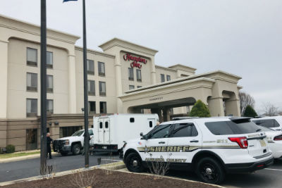 hotel standoff