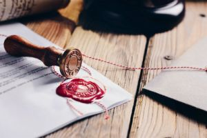 notary business contract