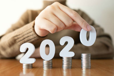 business saving money 2020