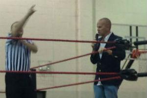 chris graham wrestling