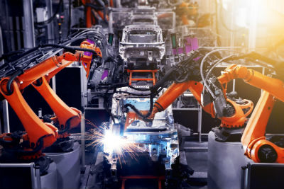 business auto manufacturing