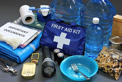 first aid disaster kit emergency
