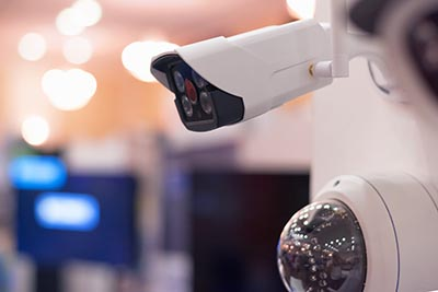 security camera business