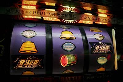 slot machine japan casino