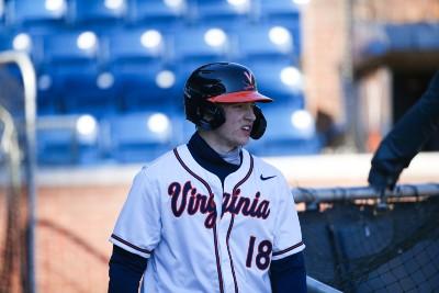 Zack Gelof UVA Baseball