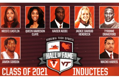 virginia tech sports hall of fame