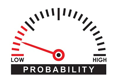 low probability scale
