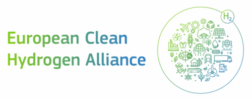 European Clean Hydrogen Alliance - Logo