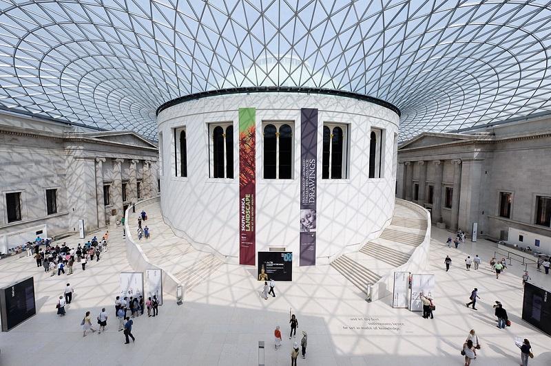 倫敦旅遊必去景點–大英博物館The British Museum