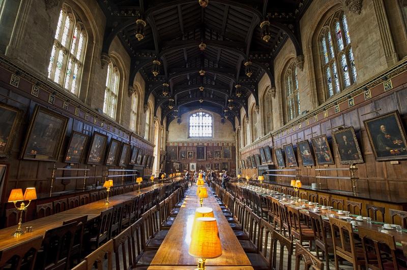 倫敦旅遊必去景點–牛津大學University of Oxford